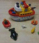 EI138 Boot Playmobil 123