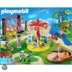 EI54 Speeltuin Playmobil