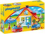 EI 279 Vakantiehuis Playmobil 123
