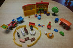 EI157 Boerderij Playmobil 123