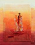 Zweisamkeit, Acrylglas, 40x50