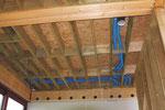 Uniflexplus dans maison à ossatures bois