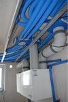 Uniflexplus collecteurs au plafond