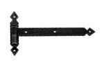 wrought iron strap hinge art.582