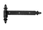 wrought iron strap hinge art.331