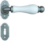 Art.1-08 Rosette-Bocchette 66X30mm Imp.125mm