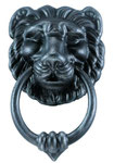 Art.2215/A Traditional Door Knocker in wrought iron
