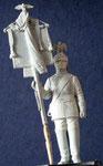Serie 77 Prussia 1900 Standard Bearer Garde du Corp  stage 14