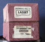Lasset Greenwood & Ball Sanderson