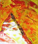 Vertigo (Crest'Aguzza) - mista 50 x 60 - 2012