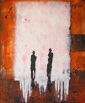 Deux (acrilico) 50 x 60 -2011
