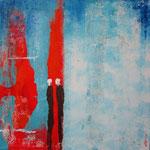 Dos (mista) 60 x 60 - 2013