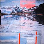 Stavel da Radönt (Flüela) 30 x 30 - 2011