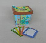Копилка с поздравительными карточками
