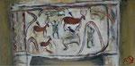 Urne funéraire. Musée archéologique de Rethymnon.