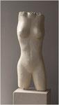 Eveil.Pierre calcaire.26x19x66