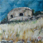Forteresse sur l'île de Spinalonga.