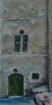 Baronnie à Douvres La Délivrande (détail). 40x20.