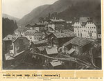 Älteste Potografie von Bad Gastein 1859