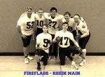 Das Team im Hallentraining 2014