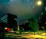 Lichtexplosion Hafencity