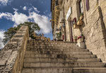 Mdina stairs