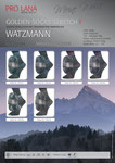 Pro Lana Golden Socks Stretch Watzmann