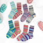 Rellana Flotte Socke Frische Brise