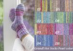 Gründl Hot Socks Pearl color