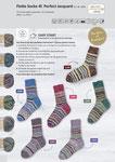 Rellana Flotte Socke Perfect Jacquard