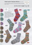 Rellana Flotte Socke Bambus Merino