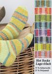 Gründl Hot Socks Lago 6fach
