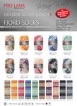 Pro Lana Golden Socks Fjord