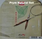 Prym Knit Pro Rundstricknadel-Set Natural