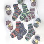 Rellana Flotte Socks Vintage