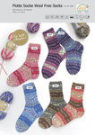 Rellana Flotte Socke Wool Free Socks
