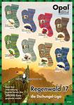 Opal Regenwald 17 6fach - Die Dschungel-Liga