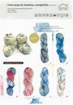 Rellana Flotte Socke Farbklexx