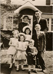 Richard O'Keefe and family