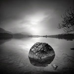 Rocher lac d'Ilay 2008