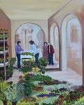 Mercado flores   50 x 40