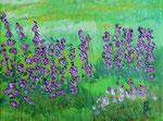 petit violet   15 x 20