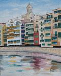 Girona   50 x 40