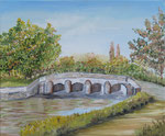 chambord puente   46 x 55