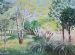 el bosque   54 x 73
