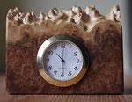 Uhr aus Goldfield-Maserknolle