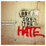 "TAKE BACK THE BEERS! & LOST COMMITMENT / BREAK DOWN THE ""HATE""  ¥1200"