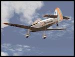 Avions Mudry Cap10B N° 214 de la 50S