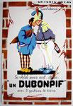 """47 """"Dubonpif 2"""" acrylique/toile 60x40cm 2006 vendu"""