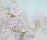 花のみち~紫陽花~ F10号